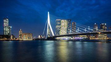 Rotterdam Skyline sur Scott McQuaide