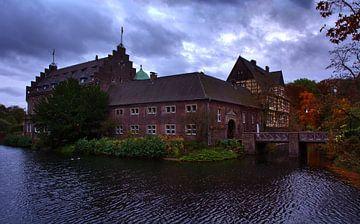 Wittringen Kasteel Panorama van Edgar Schermaul
