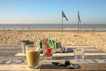 Met deze foto aan de wand, zit je elke dag aan het strand van