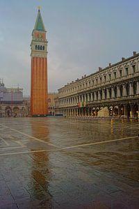 Piazza San Marco, Venetië