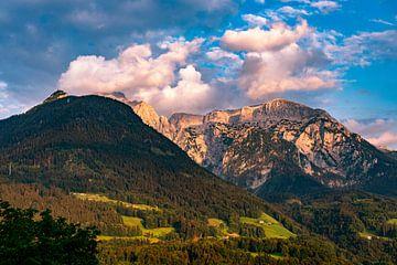 Abendstimmung in Berchtesgaden von MindScape Photography
