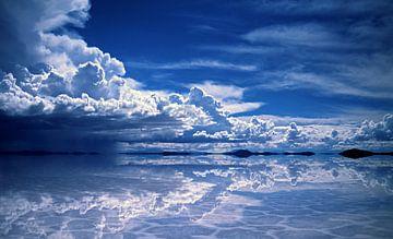 Bolivia - Salar de Uyuni van Volker Banken