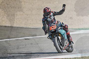 Fabio Quartararo #20 Motul TT Assen von Theo Groote