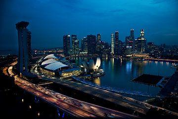 Marina Bay Singapore van Arie Storm