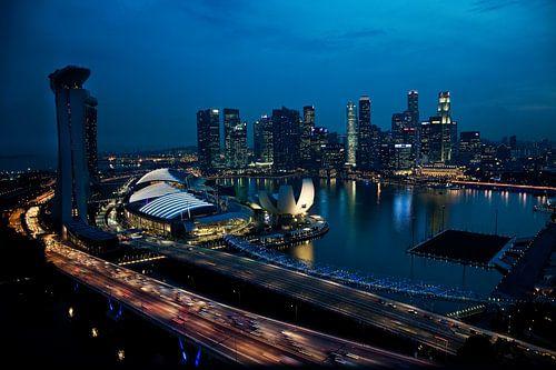 Marina Bay Singapore von Arie Storm