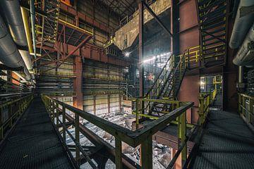 Urbex locatie Heavy Metal | Verlaten plekken