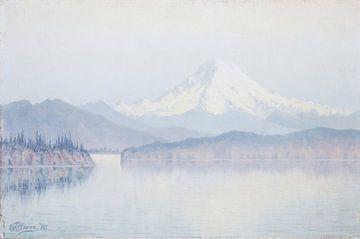 Grafton Tyler Brown - Blick auf den Mt. Rainier