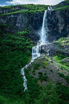 Die Wasseradern von Norwegen 2 von Jayzon Photo