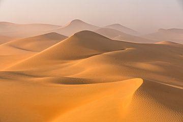 Nebel in der Wüste von Achim Thomae