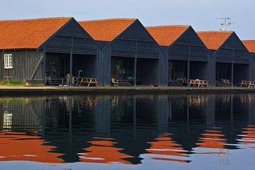 Denemarken Kopenhagen Kajak Club van Norbert Sülzner