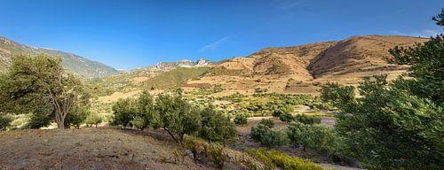 Rifgebergte in Marokko, Panorama