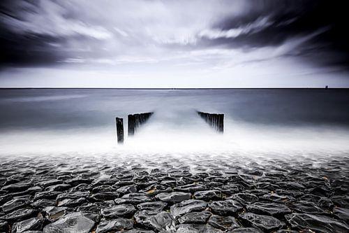 Strand Westkapelle, Zeeland van