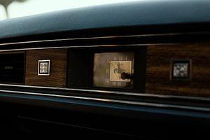 Amerikaanse auto van Len Land