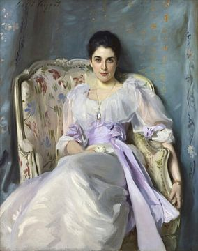 Lady Agnew von Lochnaw, John Singer Sargent