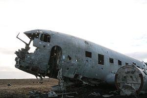 Vliegtuigwrak van Kevin Kardux