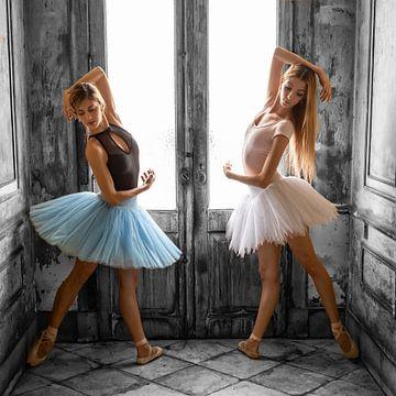 Ballerina's van Bob Karman