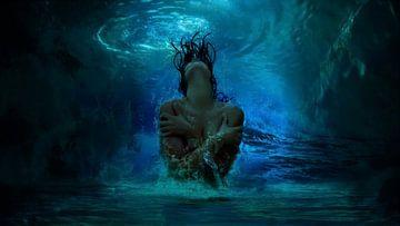 Ocean eyes. (Billie Eilish) van Rudy en Gisela Schlechter