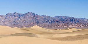 Death Valley zandduinen