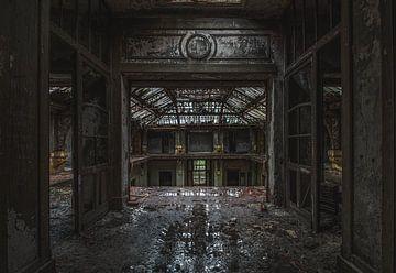 Bureaux abandonnés sur Joren Mus