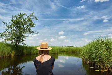 Varen op de rivieren in Nederland van Jolene van den Berg