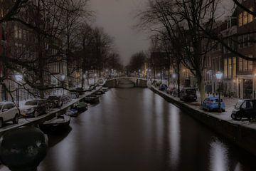Amsterdam Herengracht van Bert Koppe