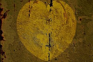 Cijfers en vormen - hart van goud