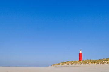 Vuurtoren op Texel Noord Holland, Netherlands sur Martin Stevens