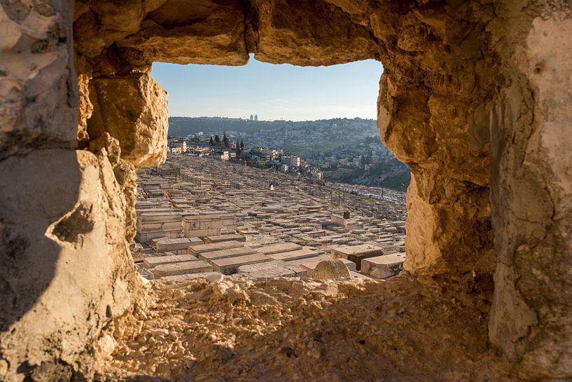 Olijfberg - Jeruzalem van Jack Koning