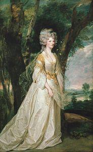 Lady Sunderland, Joshua Reynolds
