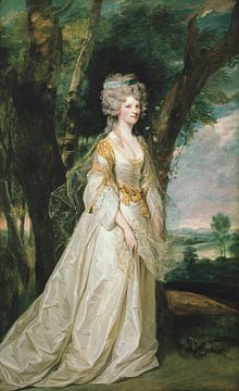 Lady Sunderland, Joshua Reynolds von Meesterlijcke Meesters