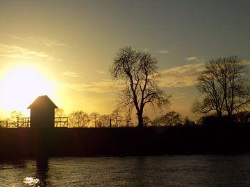Sonnenuntergang von Ines Thun