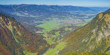 Oberstdorf van