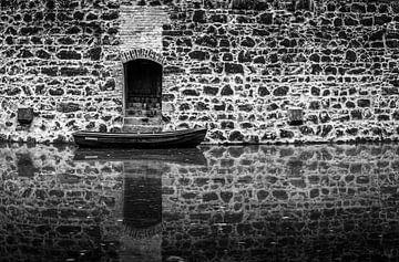 Medieval getaway van Mario Visser