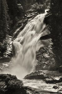 Waterval slowmotion