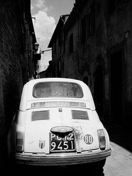Fiat 500 van Raoul Suermondt