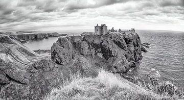 Donnottar Castle, Stonehaven, Schottland von Jan Enthoven Fotografie