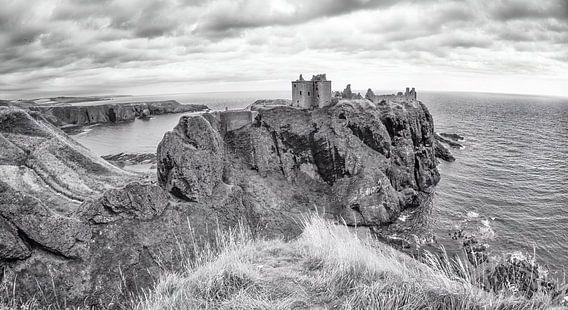 Donnottar Castle, Stonehaven, Schotland