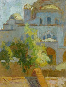 Hüseyin Avni Lifij (Türkisch, 1886-1927)~Moschee