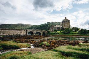 Eilean Donan Castle in Schotland van Katrin Friedl