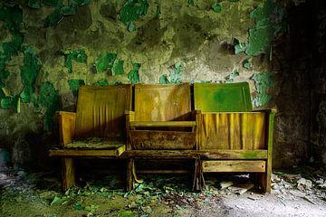 De klapstoeltjes van Steve Mestdagh