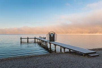 Nebel am Morgen von Denis Feiner