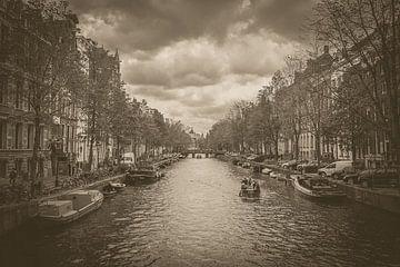 Oud Amsterdamse gracht