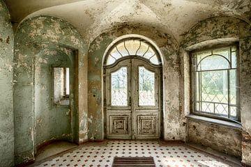 Geschlossene Türen 1 von Kirsten Scholten