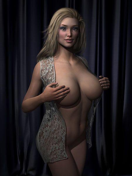 Crystal - Pose 1 von Thomas Cannon