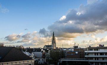 Grande église à Breda sur Ricardo Bouman