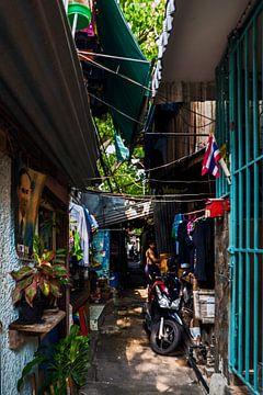 Klong Toey, Thailand van Domeine