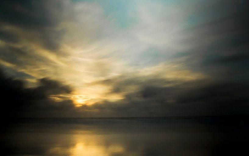 Avond in Egmond aan Zee van Greetje van Son