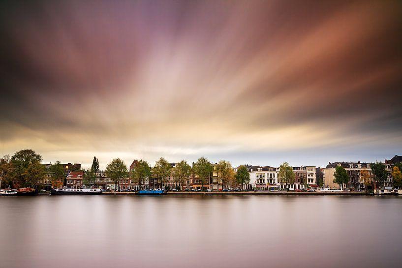 Amstel rivier van Dennis van de Water