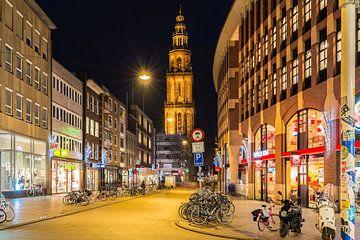 Martinitoren, D'Olle Grieze in Groningen von Ronnie Schuringa