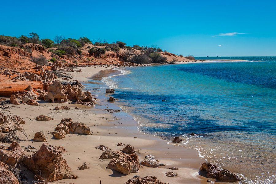 Francois Peron National Park - Australie van Eefke Smets